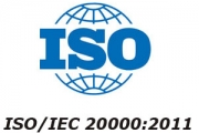 ISO/IEC 20000:2011 Standard for IT Service Management