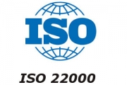ISO 22000(Food Safety Management System)